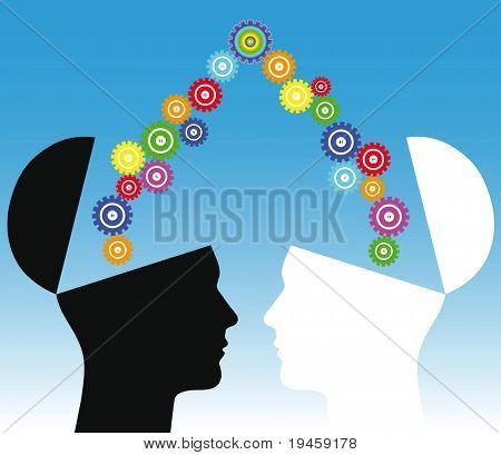 Consensus conceptual illustration