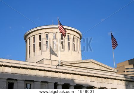 Cúpula da Assembléia Legislativa de Ohio