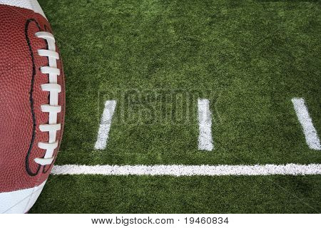 Football Background (with copy space)
