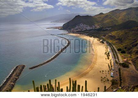 Teresitas Beach Tenerife