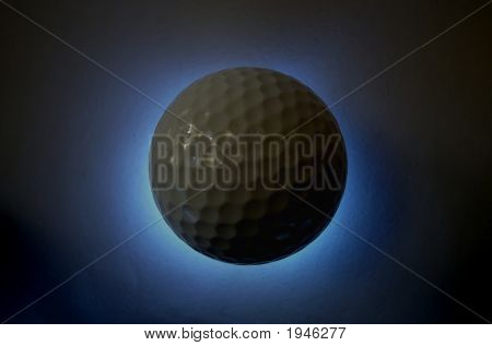 Golf Ball Eclipse
