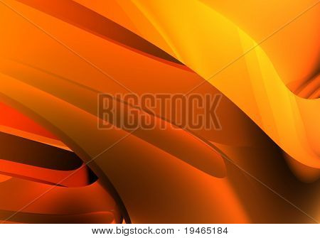 orange background (abstract)