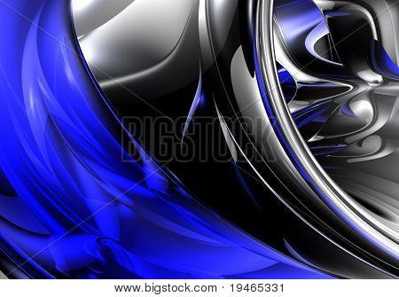 blue&black metall 01
