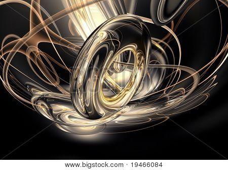 golden & bronce wires 01
