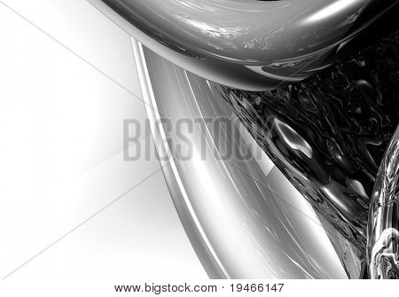 Black & White (Abstract)