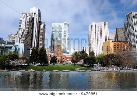 Centro de Yerba Buena, San Francisco