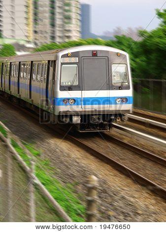 Taiwan mass rapid transit