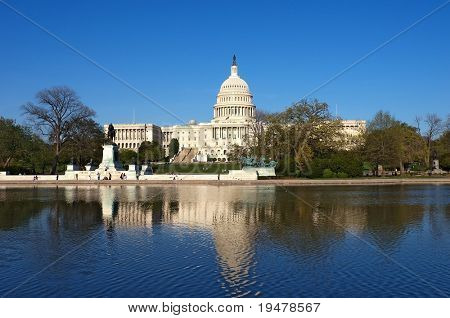 US Capitol - Capitol hill