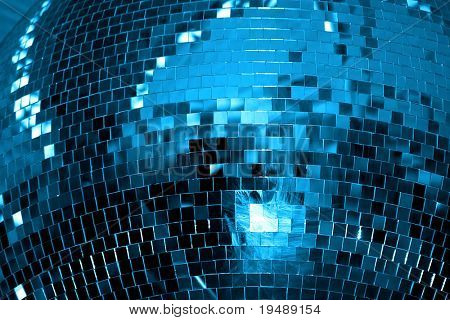 disco ball background / night club