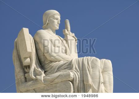 US Supreme Court - The Authority Of Law