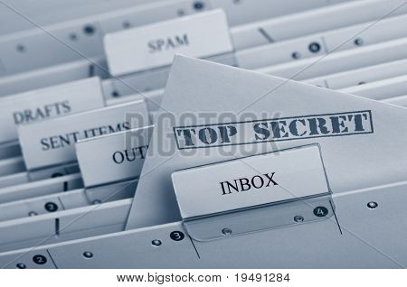 Top Secret Email
