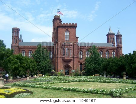 Smithsonian Institute The Castle