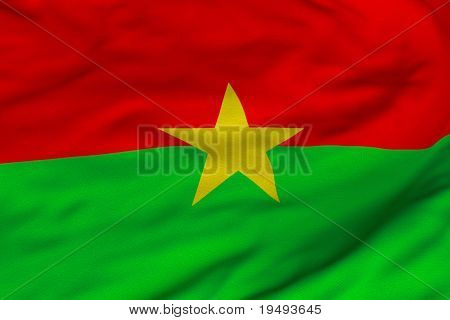 Burkinabe Flag