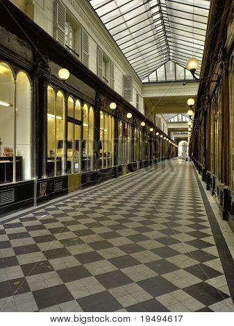 France, Paris: Passage V?ro-Dodat
