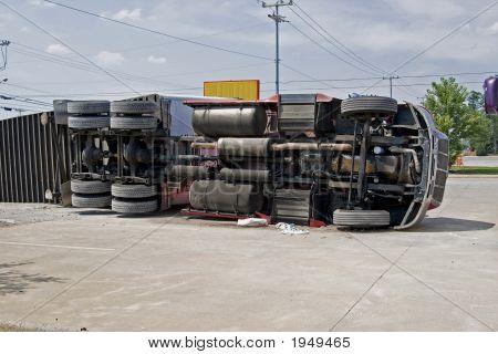 Big Truck Accident