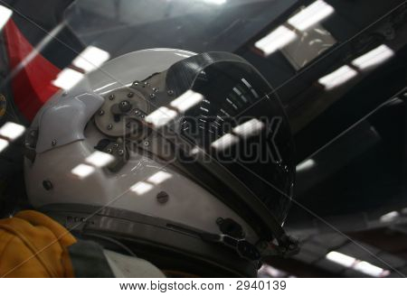 A Blackbird Helmet