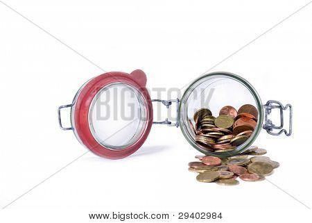 Empty treasury