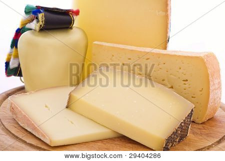 Mountain Cheese with Cowbell