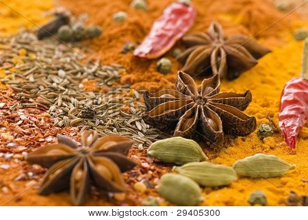 Exotically Spice Mix