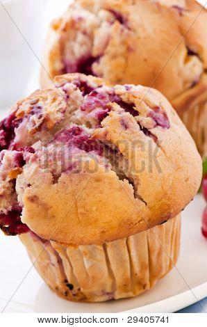 Raspberry Muffin