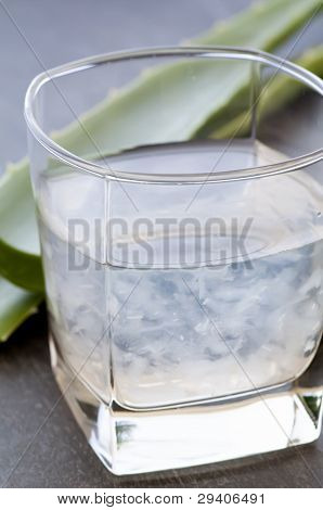 Aloe Drink