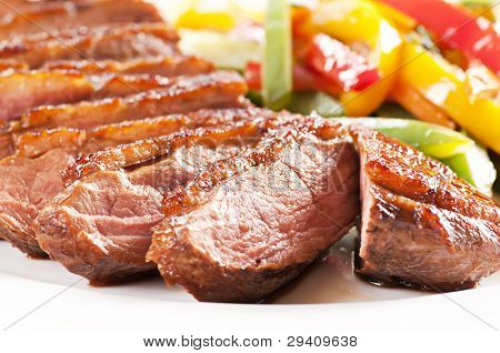 Duck breast filet