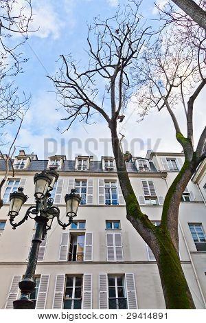 París - lugar De Fustemberg