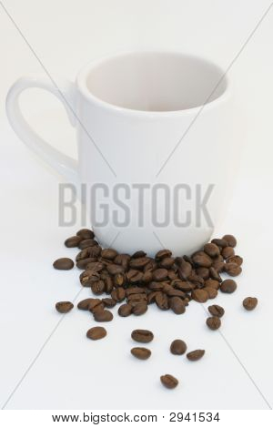 White Ccoffee Mug