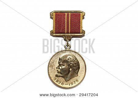 Medal For Selfless Work