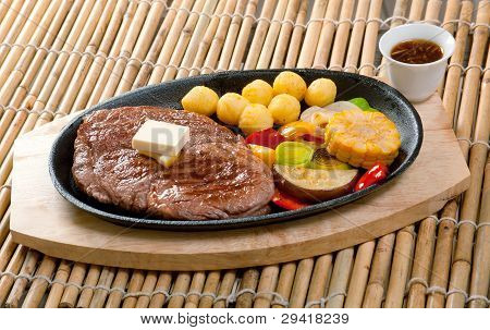 Japanese Marbled Beef  Roast