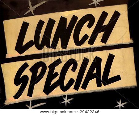 Lunch Special Cafe