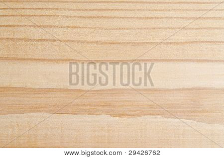 Light Wood With Striped Grain