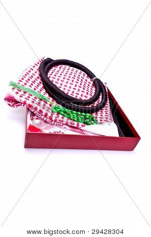 Folded Headscarf Gift