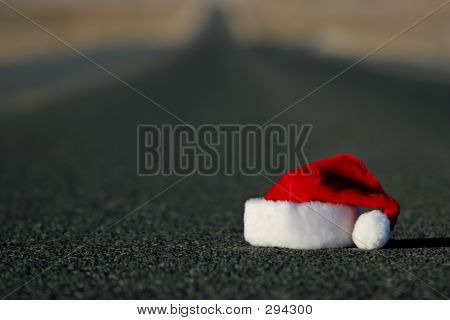 Lost Santa Hat