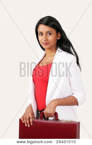 Professional Ethnic Girl