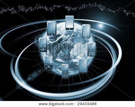 Cellular Digital Communications