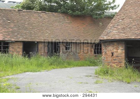 Abandoned Farmyard