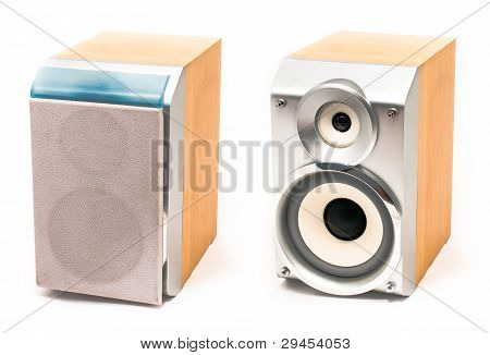 Small Stereo Speakers