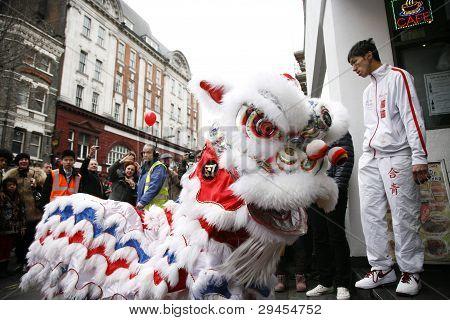 Chinese New Year Celebration, 2012