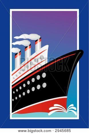 Cruise Ship.Eps