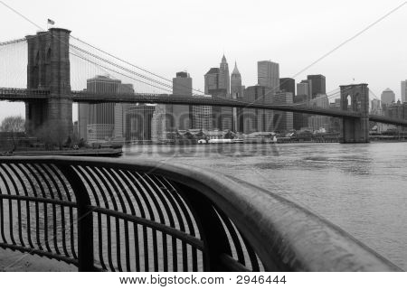Into The Brooklyn Bridge