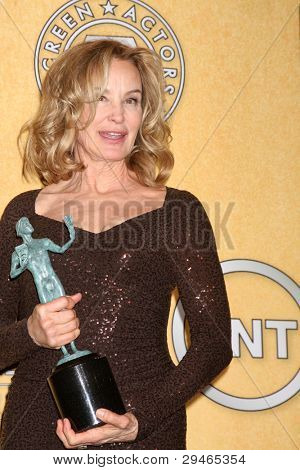 LOS ANGELES - JAN 29:  Jessica Lange in the Press Room at the 18th Annual Screen Actors Guild Awards at Shrine Auditorium on January 29, 2012 in Los Angeles, CA