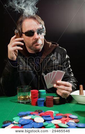 Rauchen Spieler