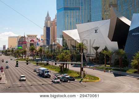 Central Las Vegas Road