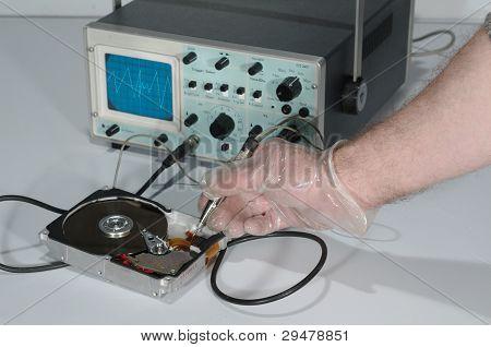 Testing Disc