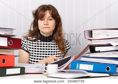 Tired Woman - Economist