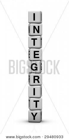 Integrität Wort