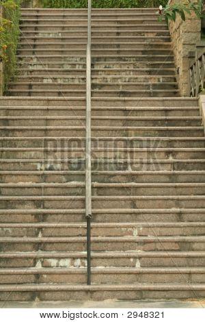 Shot Of Stairway