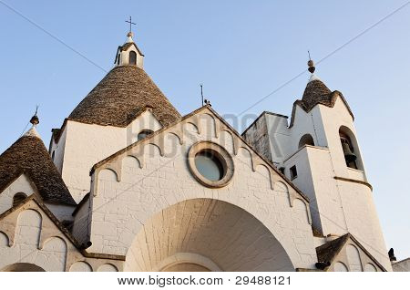 Trullo Church
