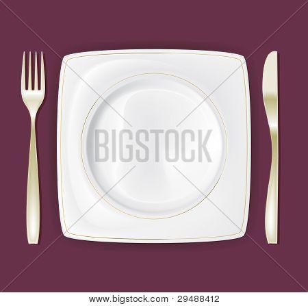 Dinner Plate Set 3
